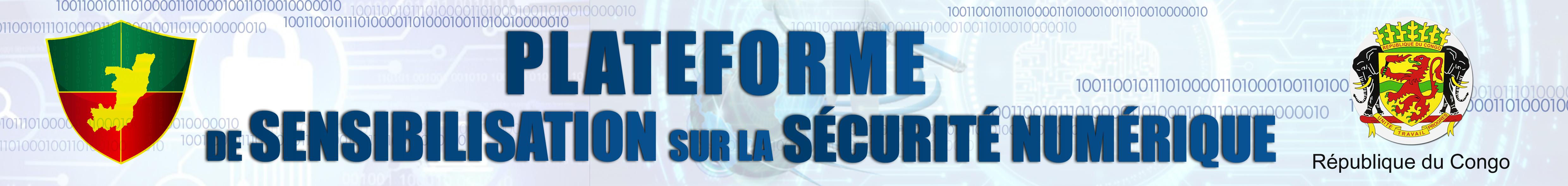 Plateforme de sensibilisation sur la sécurité numérique